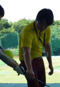 ゴルフスクール入会キャンペーン開催中!!
